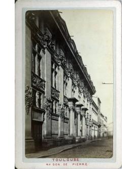 Toulouse. Maison de pierre