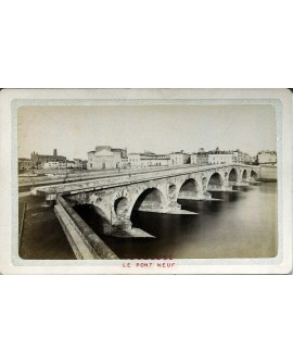 Toulouse. Le Pont Neuf