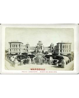 Marseille. Palais Longchamp, musée des Beaux Arts