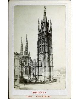 Bordeaux. Tour Pey-Berlan. 1880