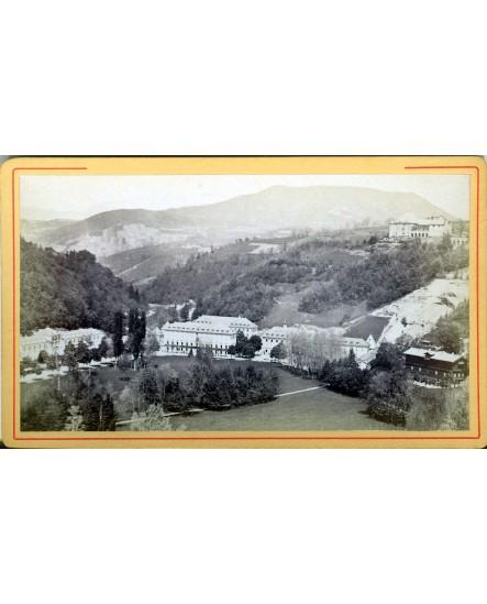 Vue générale de la ville de Triage. 1881