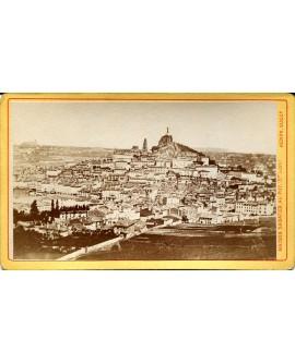 Vue panoramique du Puy. 1879