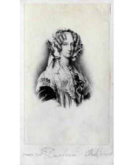 Portrait de la Duchesse d'Orléans