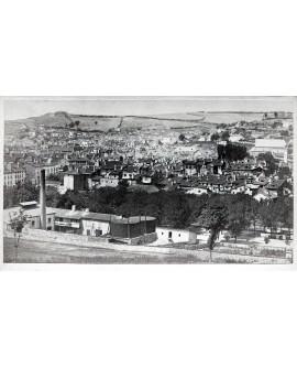 Vue générale de la ville d'Aurillac