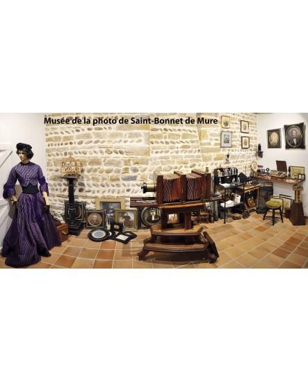 Musée de la photo de Saint-Bonnet de Mure
