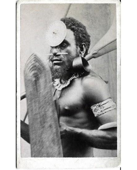 Guerrier Fiji.