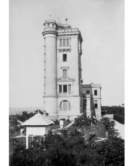 Observatoire Central Fhu Lien au Tonkin (Indochine)
