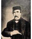 Portrait du peintre photographe Alexandre Clausel