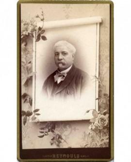autoportrait du photographe Reynouls