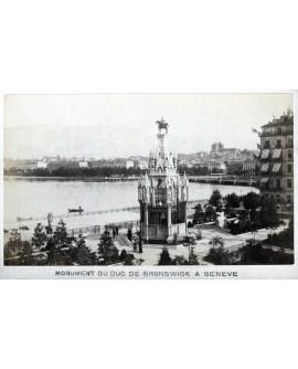 Monument du Duc de Brunswick à Genève