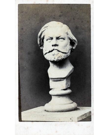 Photographie d'une sculpture