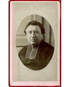 A. Berte. Portrait d'un prêtre