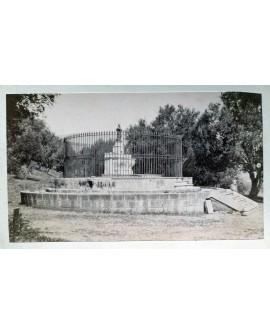 Tombeau de Saint-Augustin prés de Bône (Algérie) en mars 1886