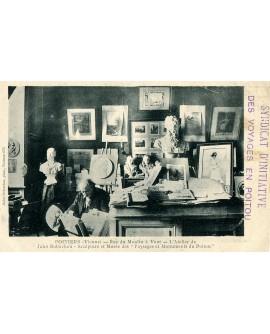 Atelier de Jules Rebuchon, photographe et sculpteur