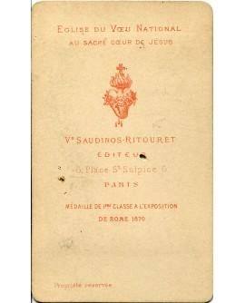 Reproduction gravure de Montmartre