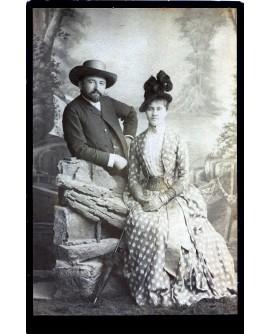 Monsieur et madame Paccard