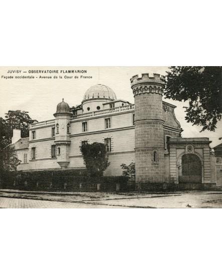 Observatoire Flamarion à Juvisy