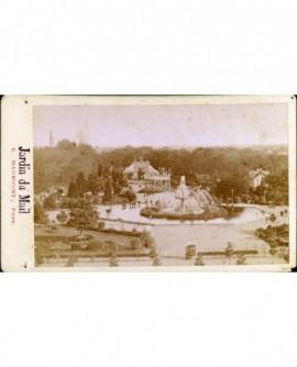Jardin du Mail à Angers