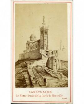 Sanctuaire de Notre-Dame de la Garde de Marseille.