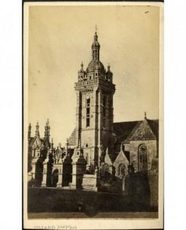 Eglise avec enclos (St Thégonnec)
