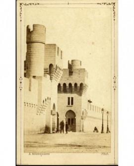 Porte d'entrée d'Avignon