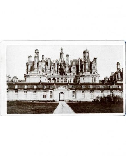 Vue extérieure du Château de Chambord