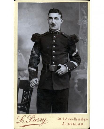 Militaire (caporal) du 139è