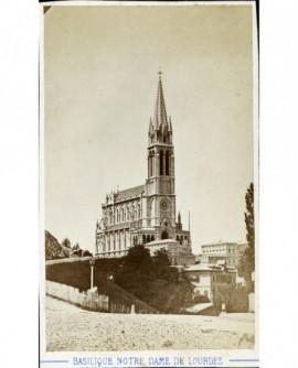 Basilique Notre Dame de Lourdes