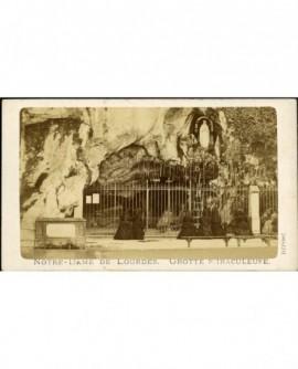 Notre-Dame de Lourdes. Grotte Miraculeuse