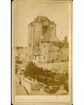 Donjon de Moulins (château des ducs de Bourbon)