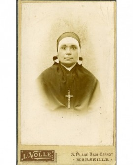 Religieuse (missionnaire?)