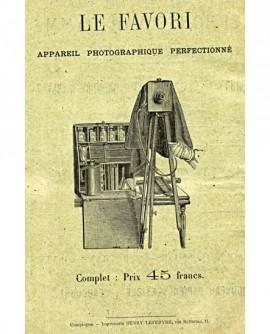 Catalogue d'appareils photos et produits chimiques
