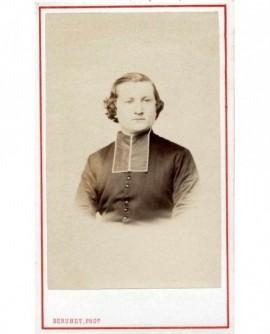 Portrait d'un jeune ecclésiastique