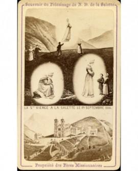 Souvenir du pelerinage de N. D. de la Salette