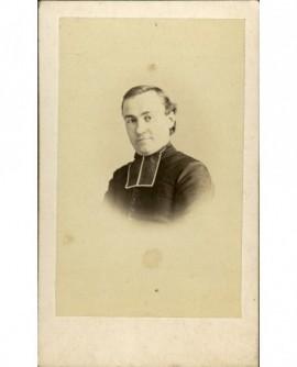 Portrait d\'ecclésiastique missionnaire. Barbarin