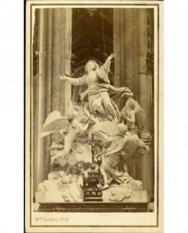 Assomption de la Vierge (groupe sculpté)
