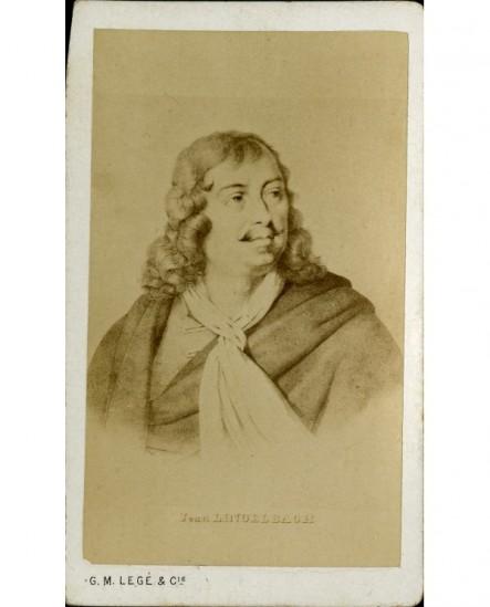 Portrait de Jean Lingelbach (peintre et graveur)
