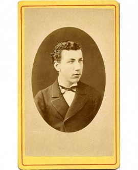 Portrait de jeune homme
