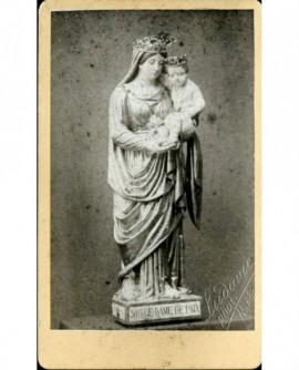Statue de Notre-Dame de Paix