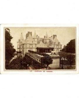 Château de Randan (Environs deVichy)