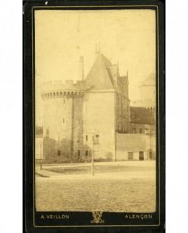 Le château des ducs à Alençon