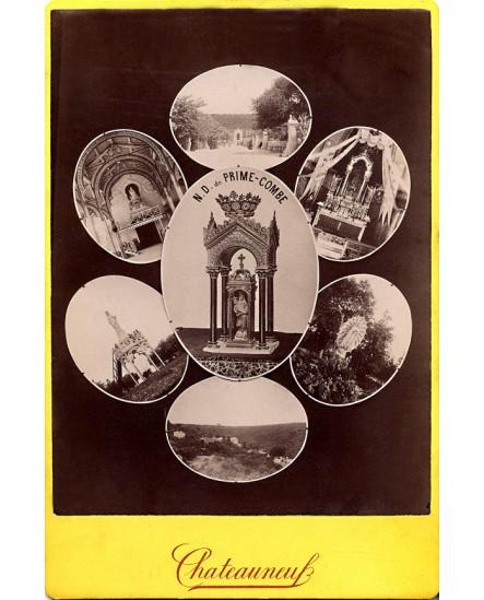 Notre Dame de Prime-Combe (mosaïque)
