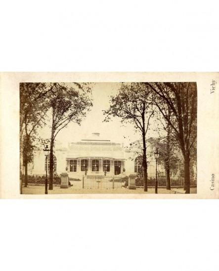 Casino de Vichy (architecture de 1855)