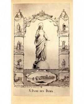 Image-souvenur de Notre-Dame des Doms (Avignon)