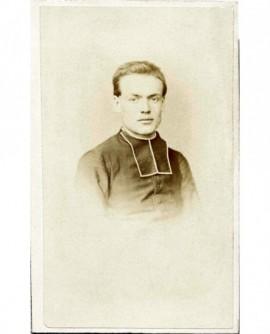 Portrait d'ecclésiastique missionaire (Laurent Trévoux)