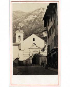 Cathédrale de Moûtiers (Savoie)