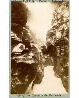 Cascade de Ballandaz