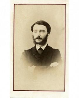 Portrait d'un homme barbu