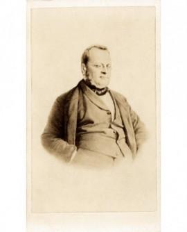 Portrait du comte de Cavour