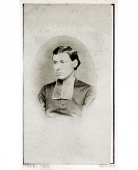 Portrait d\'un jeune ecclésiastique